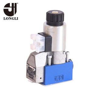 M-SEW6 Hydraulic Solenoid Ball Valves