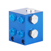 LLCBCA Hydraulic Double Balancing Cartridge Valve Block