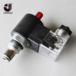 DHF08-220 2 Way 2 Position Normally Closed Poppet-type Hydraulic Cartridge Valve
