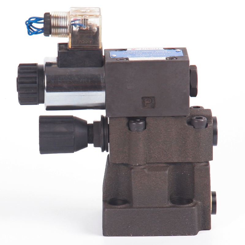 DBW10B-1-50 Rexroth Type Hydraulic Pressure Reducing With Solenoid Coil